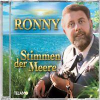 RONNY - STIMMEN DER MEERE   CD NEUF