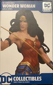 DC Collectibles NEW Comics Cover Girls WONDER WOMAN! Statue Joelle Jones 1/6