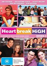 Heartbreak High : Series 3 (DVD, 2012, 4-Disc Set)