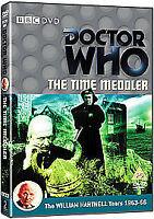 Doctor Who - The Time Meddler  DVD William Hartnell, Maureen OBrien BRAND NEW!!
