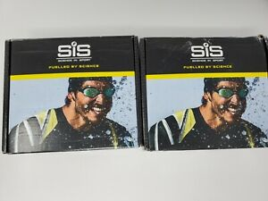 Science in Sport Energy Gel Variety Pack, 22g Fast Acting 1g 20 pack x 2
