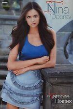 NINA DOBREV - A3 Poster (42 x 28 cm) - The Vampire Diaries Clippings Sammlung