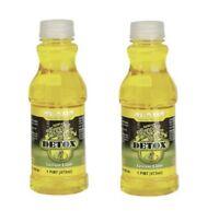2X 16 Oz CHAMP LEMON LIME Flavor Flush Out Detox Drink Fast Instant Cleanser