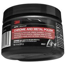 3M™ Chrome and Metal Polish, 39527, Net wt 10 oz