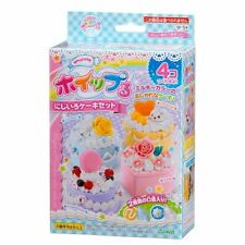 DIY Whipple Cream DIY Kit Rainbow color cake set W-54 From Japan Japan new.