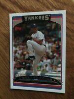 2006 Topps  #110  Mariano Rivera  New York Yankees  NrMt