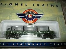 Lionel 6-36739 PWC Lionel Lines Log Dump Car New with Box