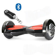 "8"" UL Listed Bluetooth LED Self-Balancing Electric Scooter Skateboard E"
