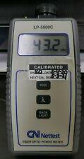 Gn Nettest Lp 5000c Fiber Optic Power Meter