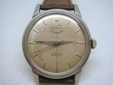 Vintage SWISS ENICAR 17 Jewels Manual Men's Watch 50's