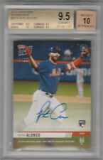 2018 Topps Now RC Pete Alonso AUTO 6/99 Beckett 9.5 New York Mets
