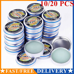 Tattoo Aftercare Cream Anti Fade Color Protect Healing Ointment Skin Recovery √