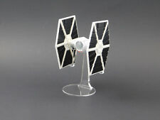 Tie Fighter (White) - Die Cast Display Stand - Vintage Star Wars (STAND ONLY)