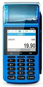 myPOS Combo Card Payment Machine (Blue)