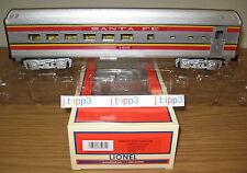 LIONEL #35281 SANTA FE DINER STREAMLINER PASSENGER CAR TRAIN O GAUGE SUPER CHIEF