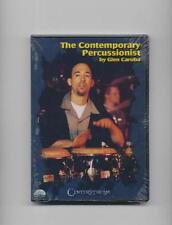 CONTEMPORARY PERCUSSIONIST - CONGAS - BONGOS - DRUM DVD