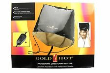 BELSON GOLD 'N HOT PROFESSIONAL CONDITIONING HEAT CAP ELECTRIC (GH3400)