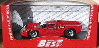 BEST 9337 Voiture Miniature LOLA T70 BUENOS AIRES 1970 1/43 neuf Pas cher
