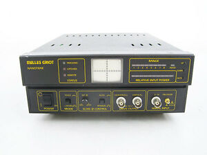 MELLES GRIOT 17 NTT 101 NANOTRAK AUTOALIGNMENT SYSTEM 17NTT101