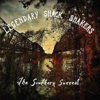 The Legendary Shack Shakers - Southern Surreal [New CD]