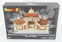 Dragon Ball Super Stars World Martial Arts Tournament Stage Display Playset