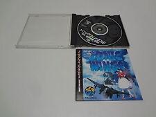 Sonic Wings 2 no spine SNK Neo-Geo CD Japan