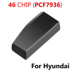 XUKEY For Hyundai Car Key Transponder Chip Remote Blank Immobilizer ID46 PCF7936