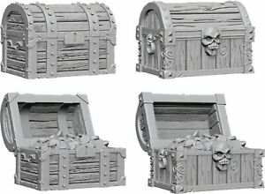Pathfinder Deep Cuts: Chests - Unpainted