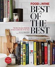Food & Wine: Best of Best Recipes 2014 (Food & Wine, Best of the Best)