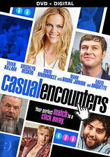 Casual Encounters (DVD, 2016) USED VERY GOOD DVD