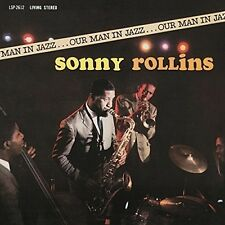 Sonny Rollins - Our Man In Jazz [New CD] UK - Import