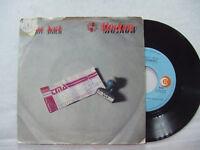"""Moskow – Come Back - Disco Vinile 45 Giri 7"""" Stampa ITALIA 1986"""