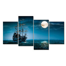 Framed Poster Picture Abstract Canvas Art Print Photo Wall Home Decor Seascape