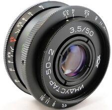 NEW INDUSTAR 50-2 Russian Lens Micro 4/3 MFT Olympus E-M1 E-M5 E-M10 E-PM2 E-PM1