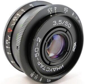 ⭐NEW⭐ INDUSTAR 50-2 Lens Micro 4/3 MFT Mount Olympus E-M1 E-M5 E-M10 E-PM2 E-PM1