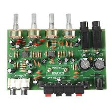 60W Hi-Fi Digital Stereo Audio With 12V Power Amplifier Volume Control Board Kit