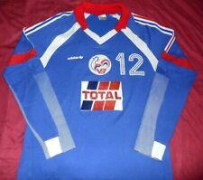 Maillot De Volley-Ball De Match L'Equipe De France N°12 Porté Saison 1985/1986