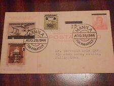 PHILIPPINES COVER - AUGUST 28, 1944 - DR SCHULTZ ESTATE !!9450P