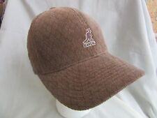 *NEW* KANGOL DIAMOND CORD FLEXFIT MEN'S BALL CAP~S/M