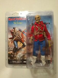 "Iron Maiden Eddie The Trooper 8"" Neca"