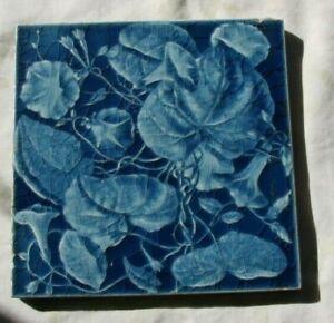 """A. E. Tile Co. Limited Decorative Tile 6"""" X 6"""" Used"""