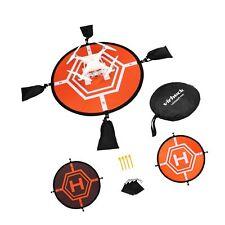 Virhuck 80cm Drone Landing Pad Fast-Fold, Waterproof Protective Shield for DJ...
