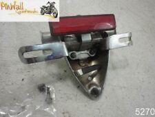 01-04 Yamaha Royal Star Venture XVZ1300 LICENSE PLATE BRACKET STAY HOLDER