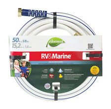 Element  5/8 in. Dia. x 25 ft. L RV/Marine  Hose  Safe for Drinking Water