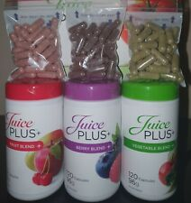 JUICE PLUS+ Premium Capsules  X20 -  Fruits(10) Veggies(10) NEW STOCK