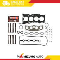 Head Gasket Bolts Set Fit 01-03 Toyota RAV4 2.0 DOHC 1AZFE