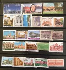 INDIA : 24 DIFF. PROMINENT UNIVERSITIES & COLLEGES OF INDIA, LARGE, COMMEMO. MNH