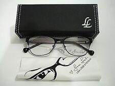 Lisa Loeb Eyewear Muse C1 Licorice Eyeglasses Rx-Able Frame