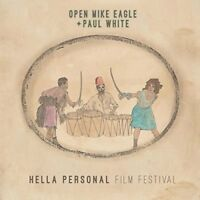 Open Mike Eagle and Paul White - Hella Personal Film Festival [CD]