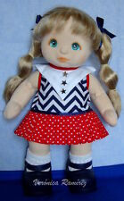 Female Sailor Dress My Child Doll